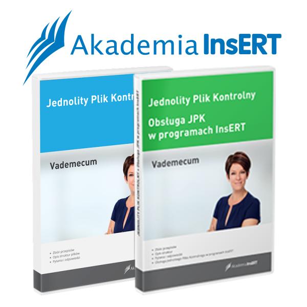 Akademia InsERT - JPK
