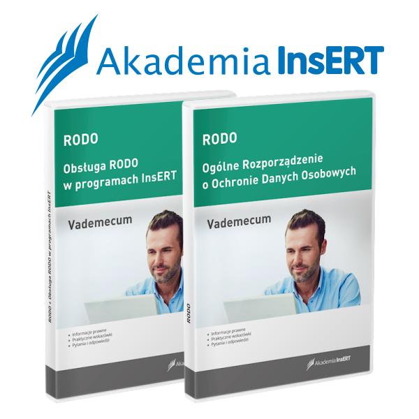 Akademia InsERT - RODO