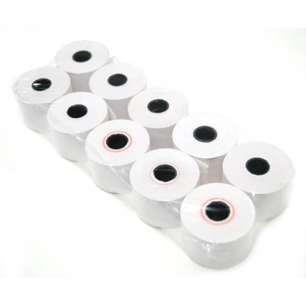 Papierowe rolki termiczne 28mm/25m