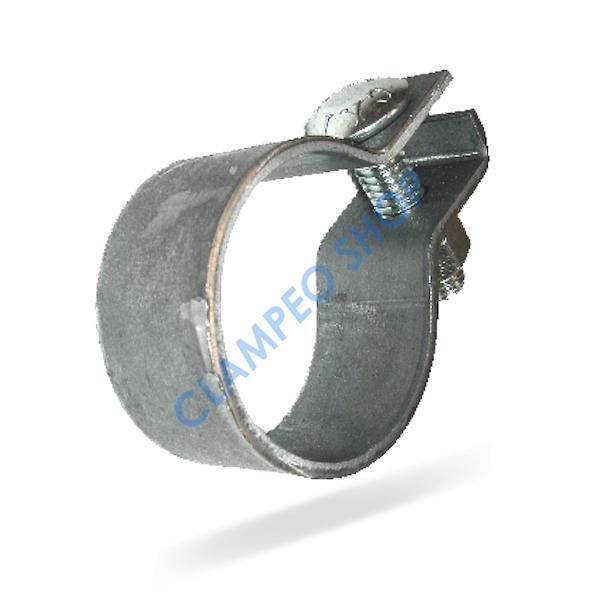 Obejma DIN 71555 - 73,5 mm