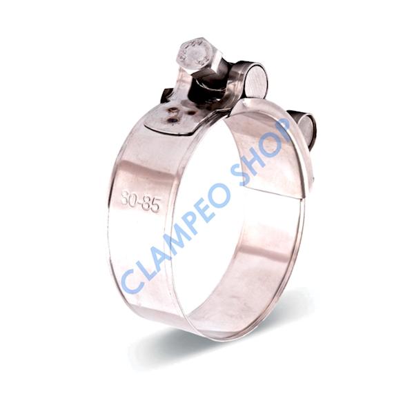 Obejma GBS Silver W5 45mm/22mm >44-47<