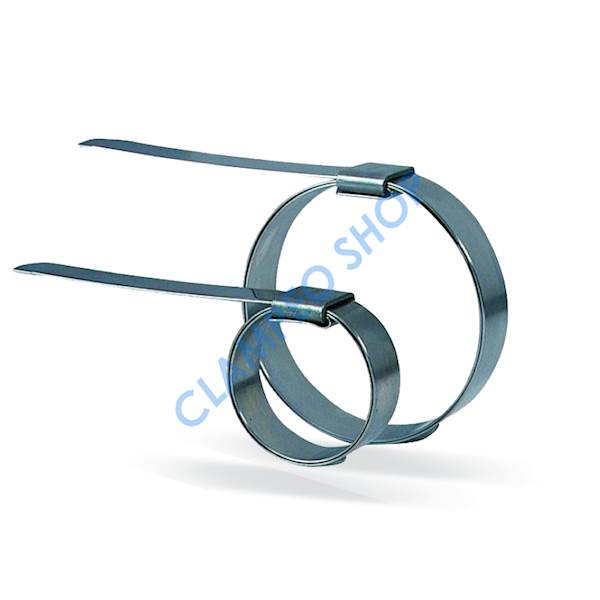 Zaciski węży elastycznych W4 38mm