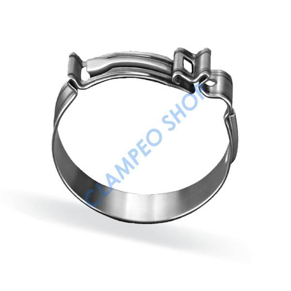 Opaska NORMA clamp COBRA W4 28,5-30/8mm