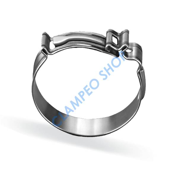 Opaska NORMA clamp COBRA W4 16,5-18/8mm
