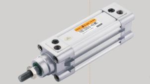 EMC FVBC-63X80-S SIŁOWNIK PROFILOWY ISO 6431