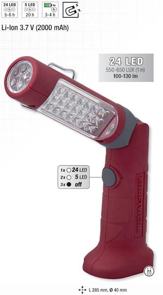 KW 32002 LATARKA LED