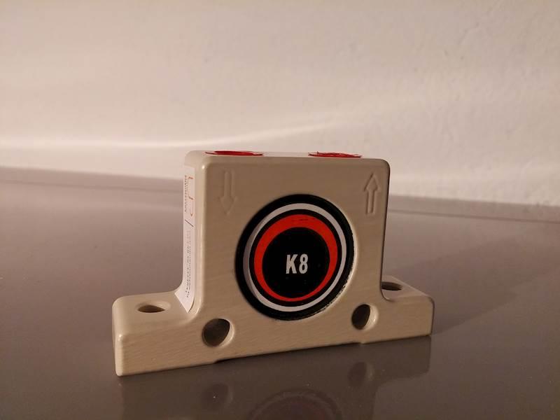 "UP K 08 WIBRATOR KULOWY G1/4"""