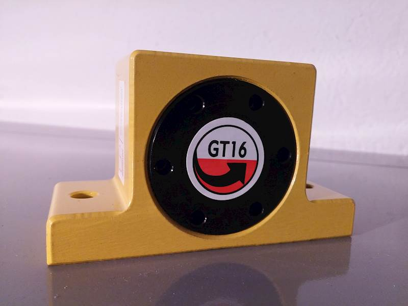 UP GT 16 WIBRATOR TURBINOWY G1/4""