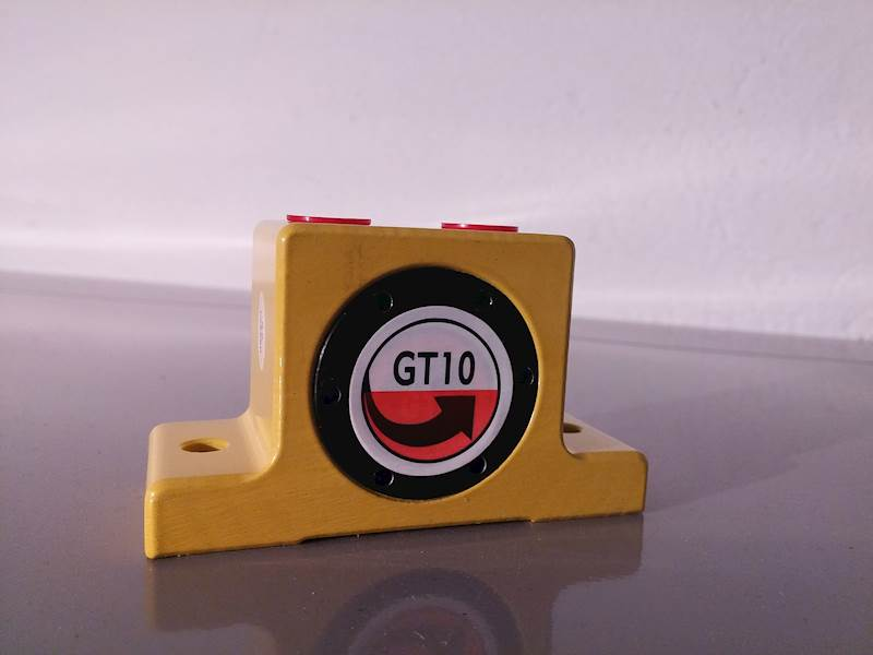 UP GT 10 WIBRATOR TURBINOWY G1/4""