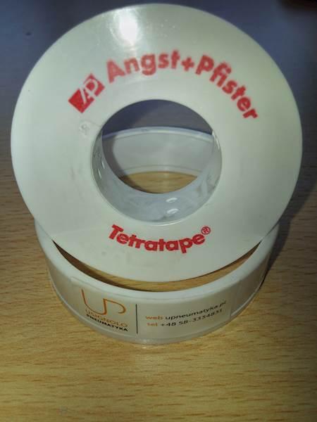 ANGST+PFISTER TETRATAPE TAŚMA TEFLONOWA PTFE 1/2