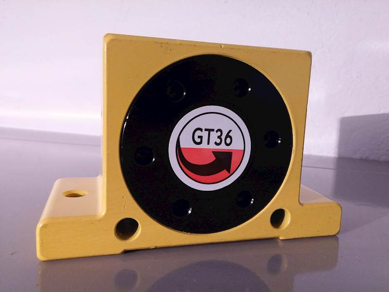 UP GT 40 WIBRATOR TURBINOWY G3/8''