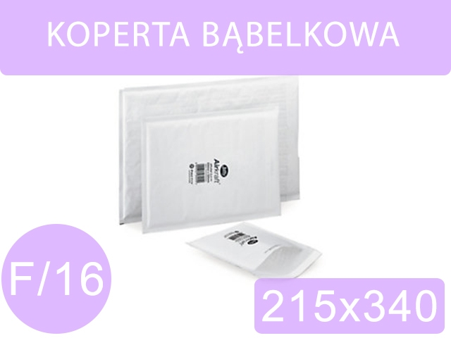 KOPERTA BĄBELKOWA F.16 215x340 [100]