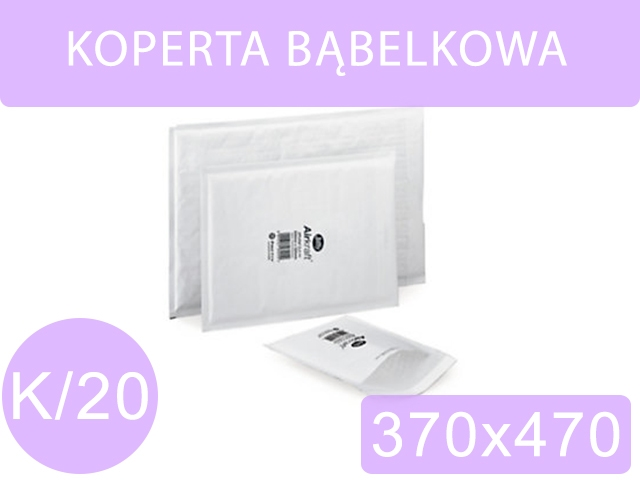 KOPERTA BĄBELKOWA K.20 370x470 [50]