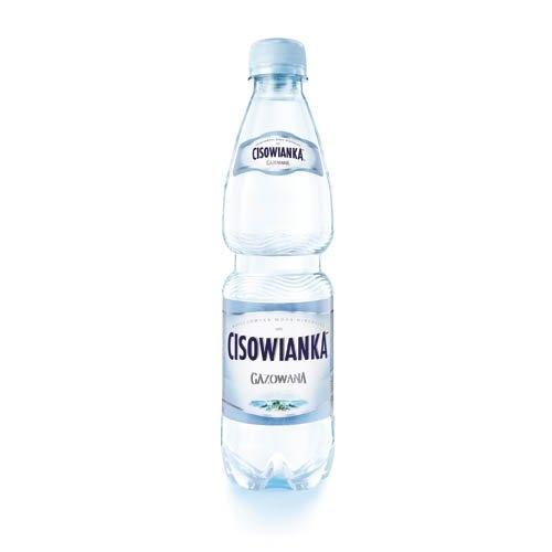 WODA MINERALNA 0.5L GAZOWANA CISOWIANKA [12]