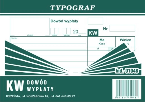 DRUK KW 1048.TYP