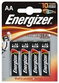 BATERIA AA LR6 4szt ENERGIZER [12]