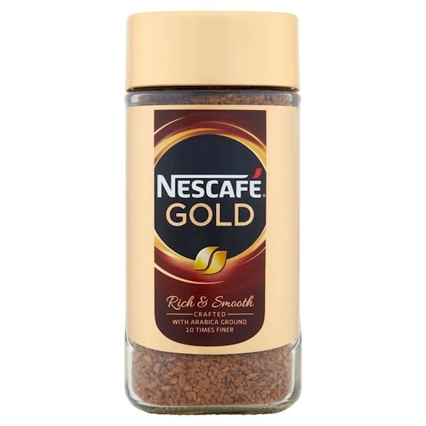 KAWA ROZPUSZCZALNA NESCAFE 200g GOLD RICH n SMOOTH