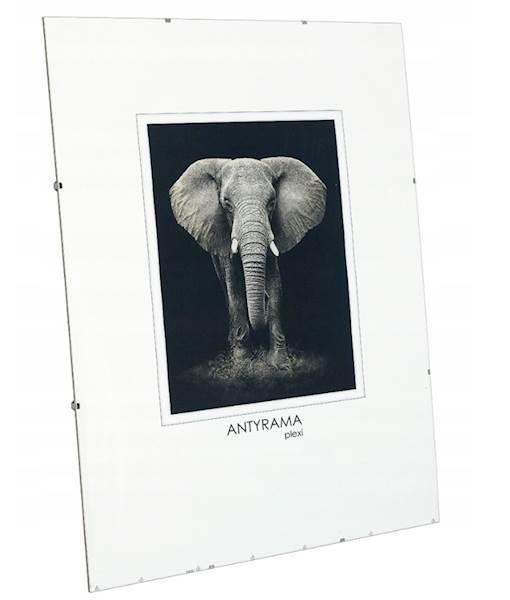 ANTYRAMA A4 29.7x21 PLEXA