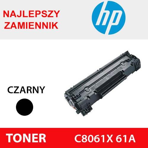 HP TONER C8061X 61 CZARNY ZAM