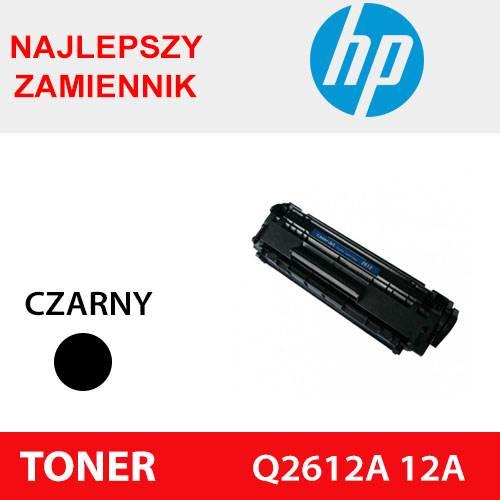 HP TONER Q2612A 12A CZARNY ZAM 200k