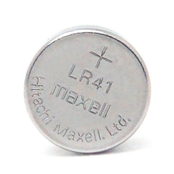 BATERIA LR41 AG3/736 GP392 MAXEL