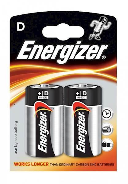 BATERIA LR20 2szt ENERGIZER