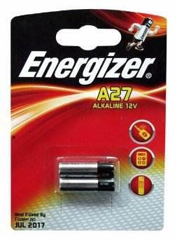 BATERIA E27A 2szt ENERGIZER