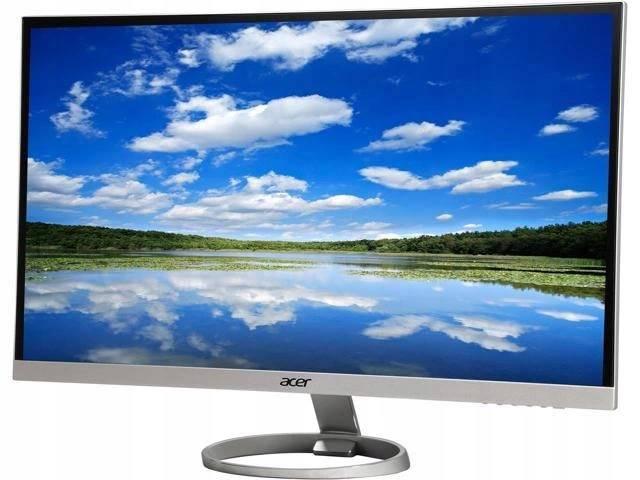 Acer Monitor 27 H277Hsmidx IPS FHD 4ms DVI/HDMI