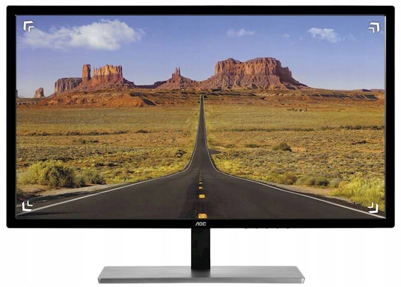 Monitor AOC 31.5'' Q3279VWF MVA HDMI DP DVI