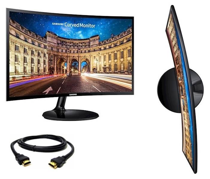 """Monitor Samsung 27"""" C27F390FHUX"""