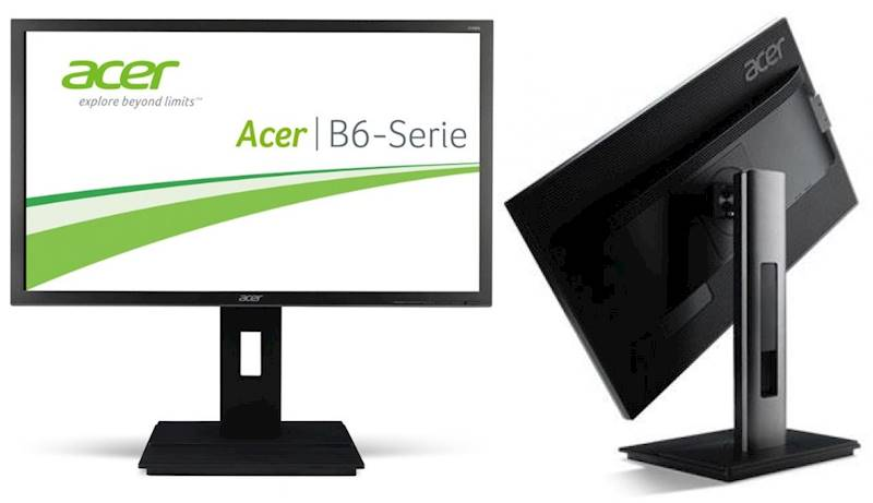 Monitor Acer 21.5'' B226HQLAymdr 16:9 VA LED