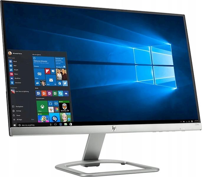 Monitor HP 22es FHD 21,5'' 1920x1080 IPS T3M70AA